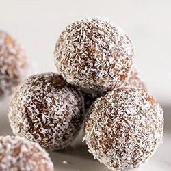 Salted caramel energy balls thumbnail