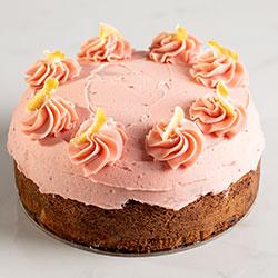 Raspberry lemonade cake thumbnail