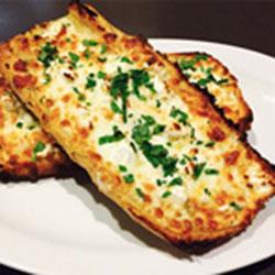 Three cheese garlic bread thumbnail