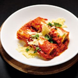 Spinach and ricotta cannelloni thumbnail