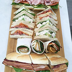 Assorted sandwiches thumbnail