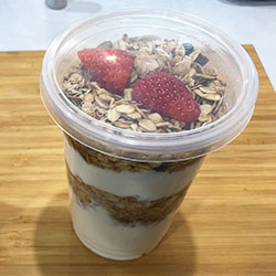 Yoghurt and muesli cup thumbnail