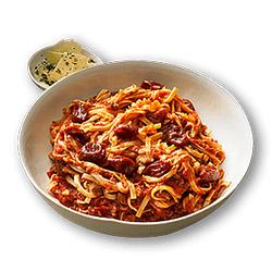 Homestyle bolognese pasta thumbnail