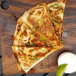 Chorizo quesadilla thumbnail