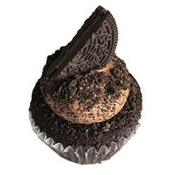 Vegan choc oreo cupcake thumbnail