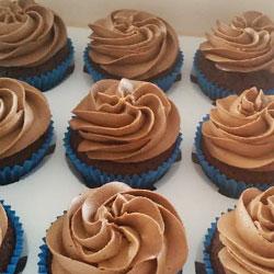 Heavenly Chocolate cupcake thumbnail