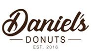 Daniels Donuts  logo
