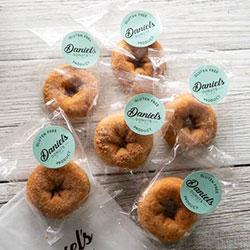 Gluten free donuts thumbnail