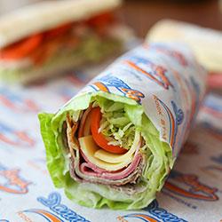 Lettuce wraps sandwich specials thumbnail