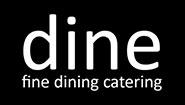 Dine Catering logo
