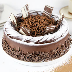 Flourless chocolate mudcake thumbnail