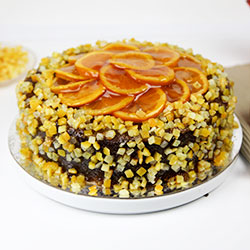Flourless orange and almond cake thumbnail