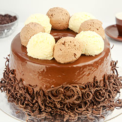 Mountain mousse cake thumbnail