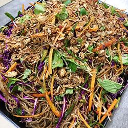 Noodle salad thumbnail
