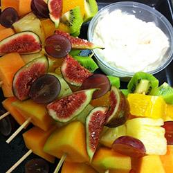Seasonal fruit skewers thumbnail