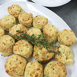 Cheese and herb scones thumbnail