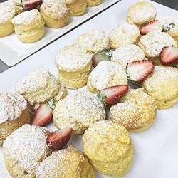 Buttermilk scones thumbnail