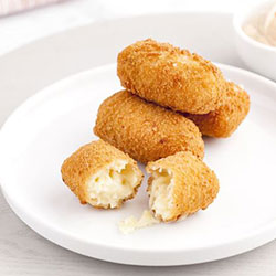 Mac and cheese croquette thumbnail