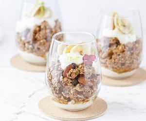 Granola cup - mini thumbnail