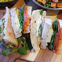 Premium mixed sandwiches thumbnail