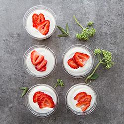 Yoghurt pots - 100ml thumbnail