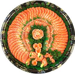 Salmon lovers platter thumbnail