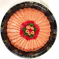 Salmon Toro (belly) platter thumbnail