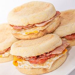 Breakfast English muffins thumbnail