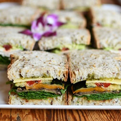 Sourdough sandwiches thumbnail