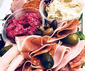Cured meat selection thumbnail