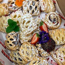 Sweet pastries - mini thumbnail