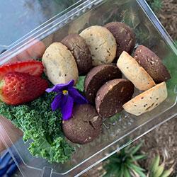 Gluten free cookies - mini thumbnail