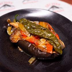 Stuffed eggplant thumbnail