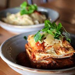Wagyu beef lasagne tray thumbnail