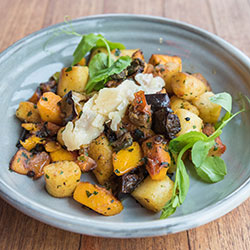 Pan fried gnocchi tray - serves 8 thumbnail