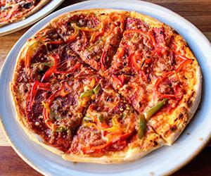 Mexican pizza thumbnail