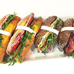 Mixed Baguettes and Rolls thumbnail