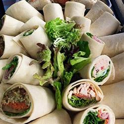 Assorted Large Gourmet Wraps thumbnail