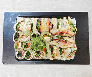 Mixed bread platter thumbnail