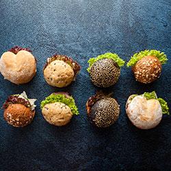 Gluten free gourmet filled artisan breads thumbnail