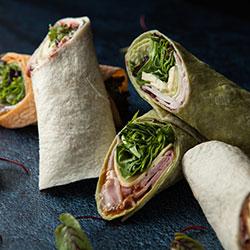 Gourmet filled artisan wraps thumbnail