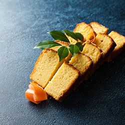 Orange and almond loaf thumbnail