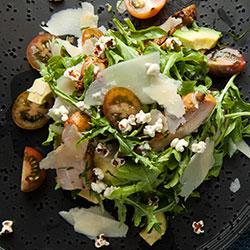 Chicken and avocado salad thumbnail