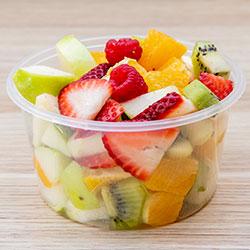 Seasonal fruit salad cup - 400ml thumbnail