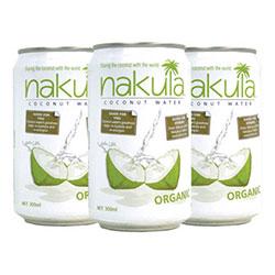 Nakula organic coconut water - 250ml thumbnail