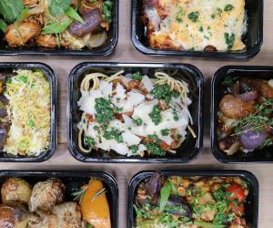 Ready made meals thumbnail