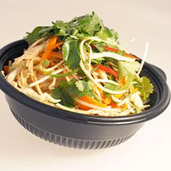 Asian chicken salad thumbnail