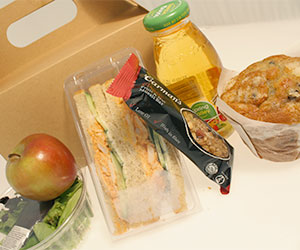 Corporate lunch box thumbnail