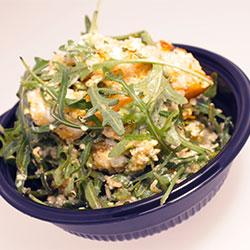 Quinoa, pumpkin and feta salad thumbnail
