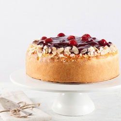 Mixed berry cheesecake thumbnail